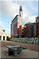 SP0687 : Newhall Square, Birmingham by habiloid