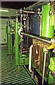 TQ1878 : London Museum of Water and Steam - triple expansion engine by Chris Allen