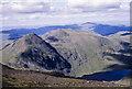 NN6341 : Start of ridge heading north from Ben Lawers by Trevor Littlewood