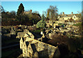 SP1620 : The Model Village, Bourton-on-the-Water by habiloid