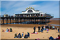 TA3008 : Cleethorpes Beach and Pier by Oliver Mills