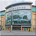 NZ2464 : Debenhams, Eldon Square Shopping Centre, Newcastle upon Tyne by Graham Robson