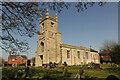 TF1765 : St. Peter's church by Richard Croft