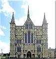 SU1429 : Salisbury Cathedral by Phil Brandon Hunter