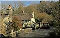 SX7862 : Lownard Cottage by Derek Harper