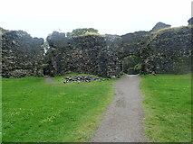 NN1275 : Inverlochy Castle by Eirian Evans