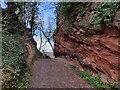 SO7973 : Severn Way at Blackstone Rock by Mat Fascione