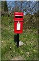 SD6196 : Elizabeth II postbox, Lowgill by JThomas