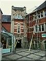SE2735 : Entrances to Cornerstone Church, Headingley by Stephen Craven