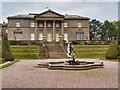 SJ7481 : Italian Garden, Tatton Park by David Dixon