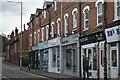 SU7174 : Shops on Prospect Street, Reading by David Martin