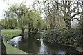 TF0920 : Around the memorial garden by Bob Harvey