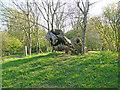TM1478 : Tree an' a sawer's? by Adrian S Pye