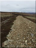 NH7720 : Newly reinstated track to Carn Dubh Ic An Deoir by thejackrustles