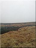 NH7619 : Deep Peat Hags heading back to Carn Dubh Ic An Deoir by thejackrustles