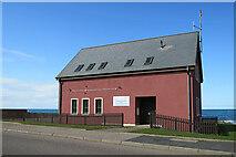 NJ4265 : Coastguard Station by Anne Burgess