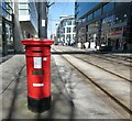 SJ8398 : The postbox that survived by Gerald England