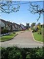 TA2270 : St  Oswald  church  down  Lily  Lane  Flamborough by Martin Dawes