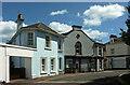 SX9166 : Buildings on Park Road, St Marychurch by Derek Harper