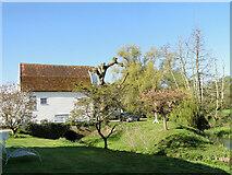 TM2758 : Letheringham watermill by Adrian S Pye