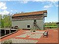 TM3052 : Ufford watermill by Adrian S Pye