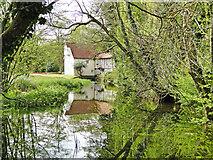 TM3154 : Ashe or Loudham watermill by Adrian S Pye