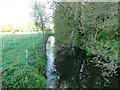TM2360 : River Deben upstream from Brandeston Bridge by Adrian S Pye