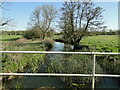 TM2758 : River Deben upstream from Sanctuary Bridge by Adrian S Pye