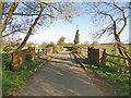TM2758 : Bridge spanning the River Deben at Easton by Adrian S Pye