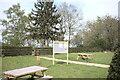 SK9816 : The picnic area by Bob Harvey