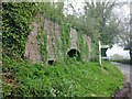 ST0517 : Lime kiln at Knowle Cross, near Westleigh by David Smith