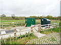 TG2632 : Anglian Water Infrastructure by David Pashley