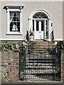 SO7845 : Door and fanlight by Philip Halling