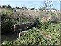 SE8741 : Weir on Weighton Beck by Christine Johnstone