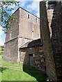 SO4522 : Garway - St Michael's Church - Tower with later link by Rob Farrow