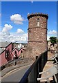 SO5924 : Ross on Wye - Gazebo Tower by Rob Farrow