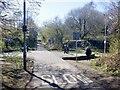 NT2576 : Fiveways junction by Richard Webb