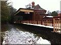SO8999 : Cupcake Lane in winter by Alan Paxton