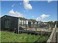 SE5800 : YWT  Entrance  building  at  Potteric  Carr  Nature  Reserve by Martin Dawes