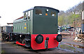 SO7975 : Severn Valley Railway - Bewdley Station down yard by Chris Allen