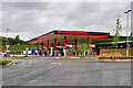 SE3530 : Fuel Forecourt, Skelton Lake Services by David Dixon