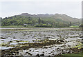 NM9246 : Loch Laich with the tide out by Trevor Littlewood
