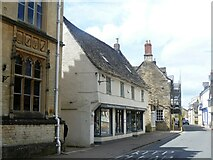 SP0202 : Cirencester buildings [42] by Michael Dibb