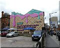 SJ8498 : Did you know the ice cream cone was invented in Manchester? by Gerald England