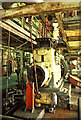 NZ4621 : ICI Oil Works, Billingham - hydrogen compressor by Chris Allen