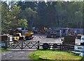 NY8261 : Langley Sawmill by Anthony Parkes
