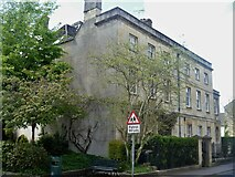 SP0202 : Cirencester houses [33] by Michael Dibb