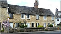SP0202 : Cirencester houses [35] by Michael Dibb