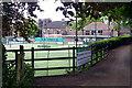 SK3616 : Ashby Castle Tennis Club by Stephen McKay