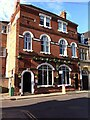 SP2864 : Former Temperance Hotel & Coffee Tavern, Old Market Square, Warwick by Alan Paxton